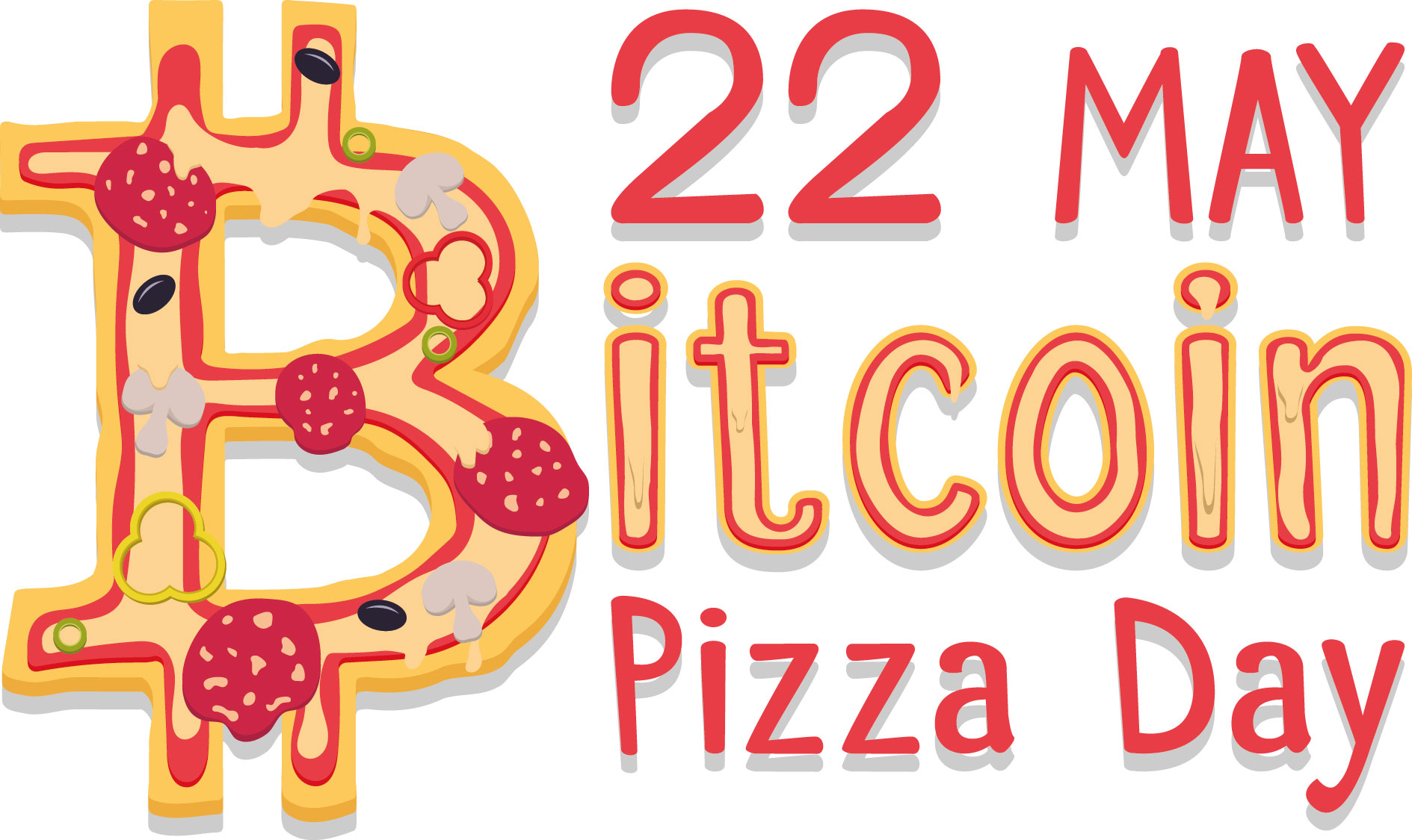 Der Bitcoin-Pizza-Day