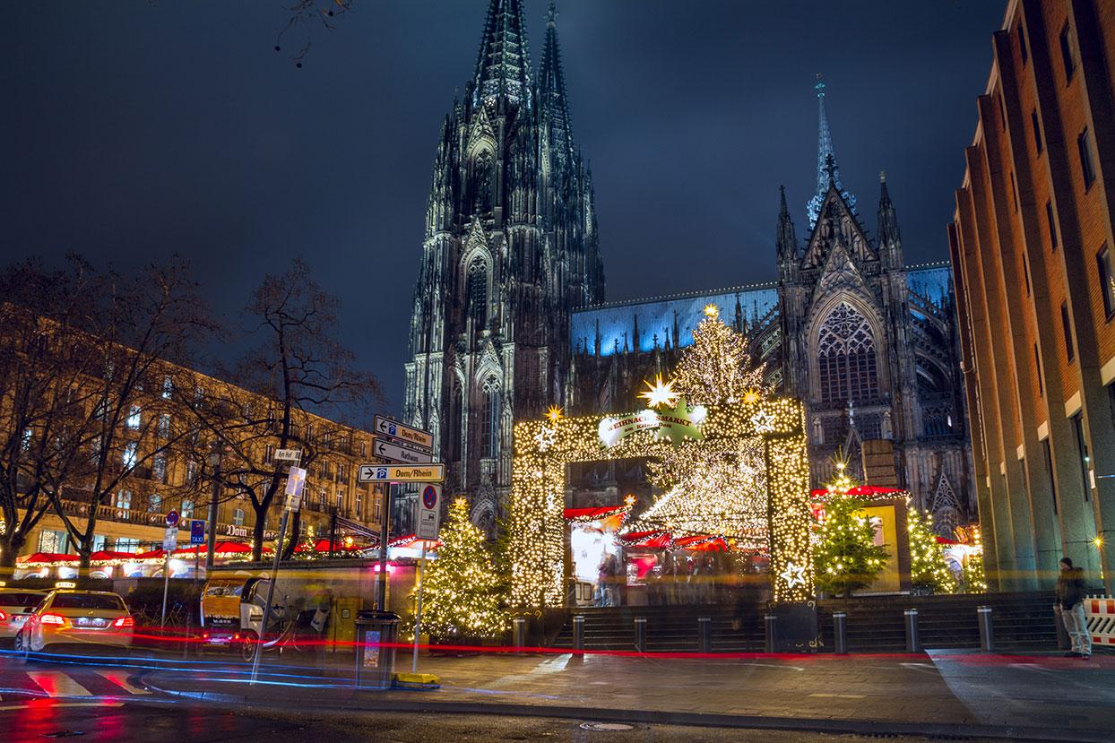 Köln Zu Weihnachten