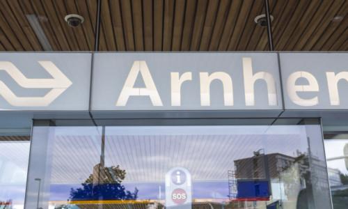 Arnheim Flughafen