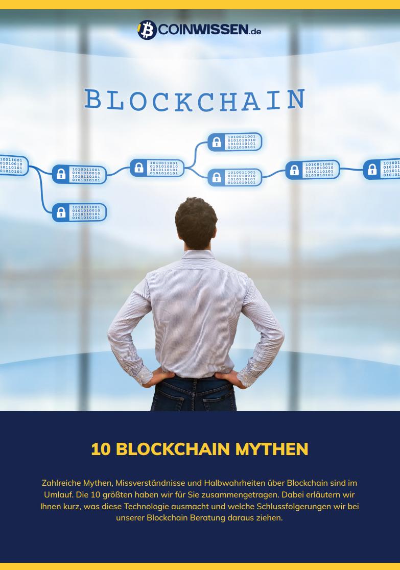 Kostenloses Blockchain E-Book 1